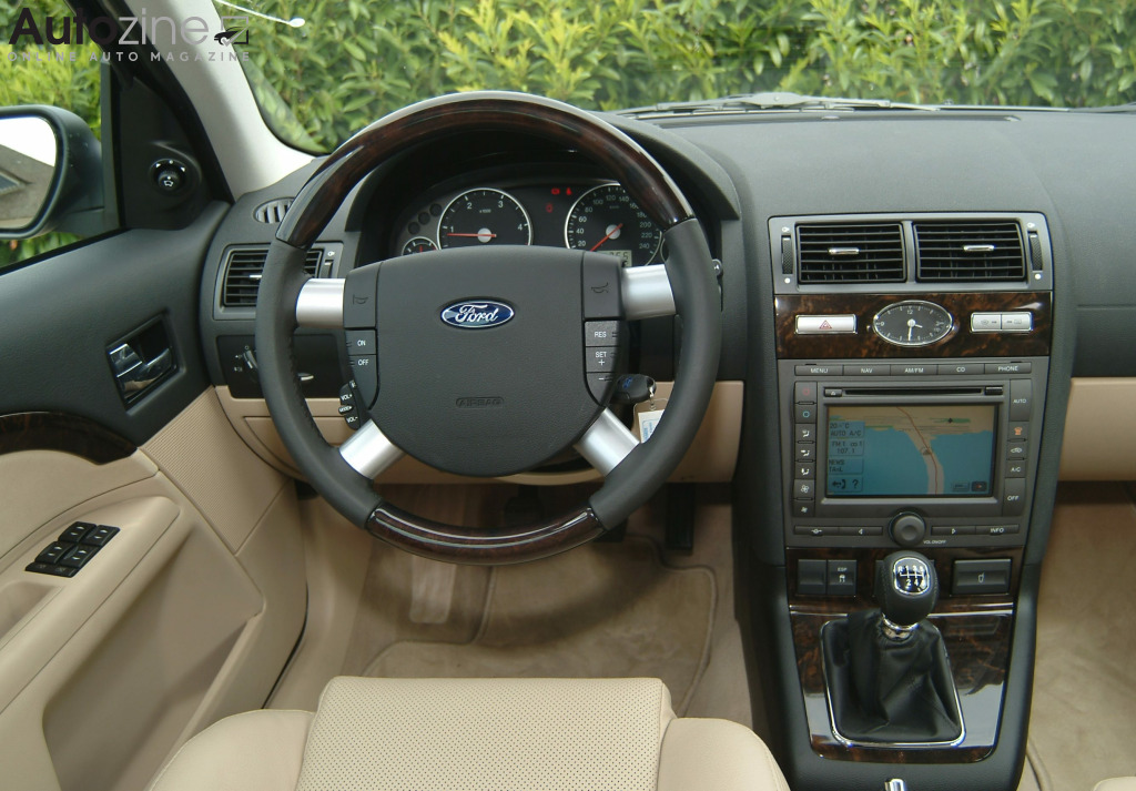 Ford Mondeo Wagon (1993 - 2007) Interieur