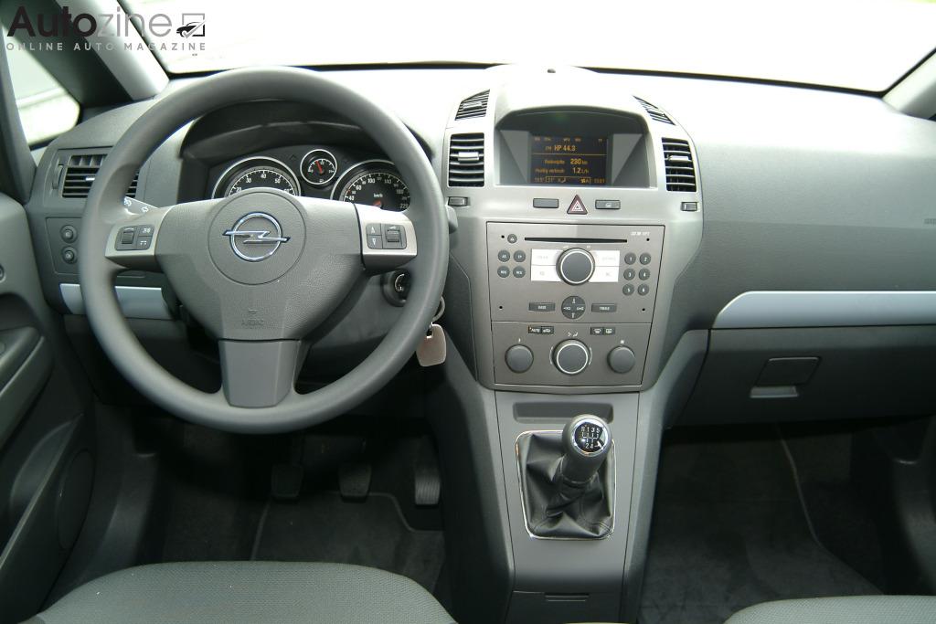 Autozine Foto 39 S Opel Zafira 2005 2011 6 7