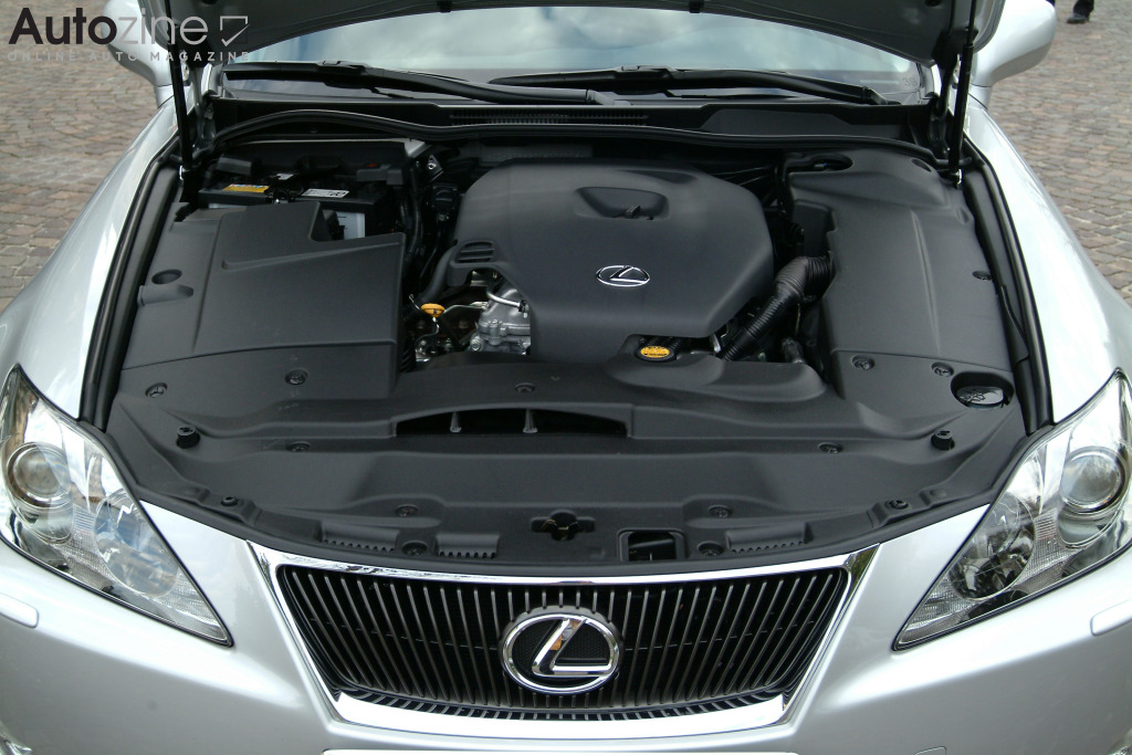 Lexus IS (2005 - 2013) Motor