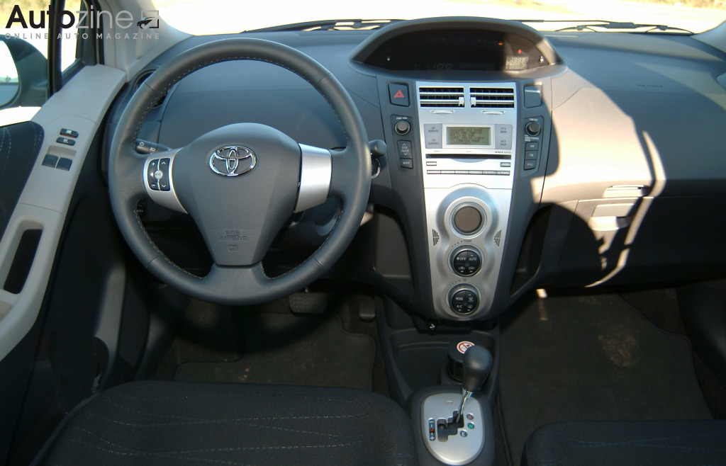 Toyota Yaris (2005 - 2011) Interieur