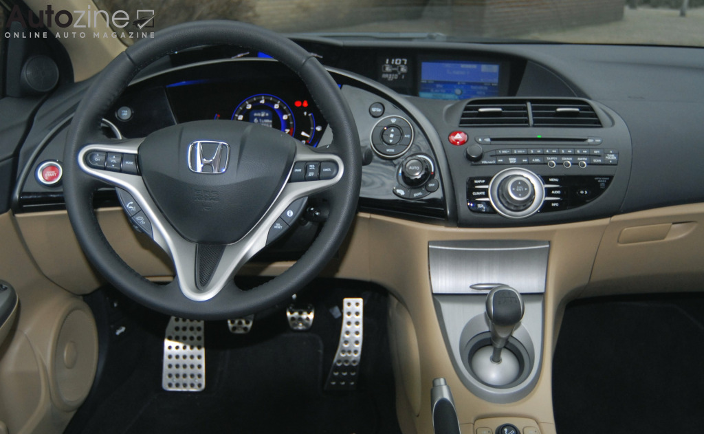 Honda Civic (2005 - 2011) Interieur