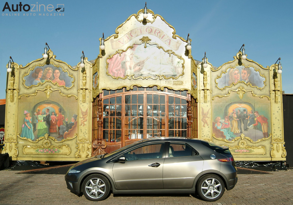 Honda Civic (2005 - 2011) Kermis