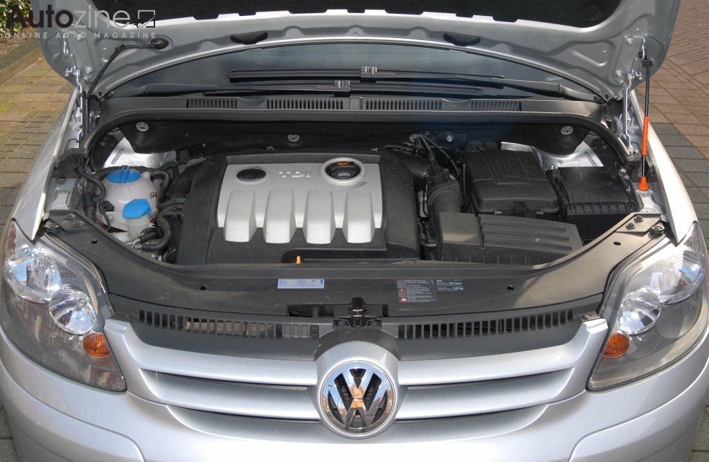 Volkswagen Golf Plus Motor