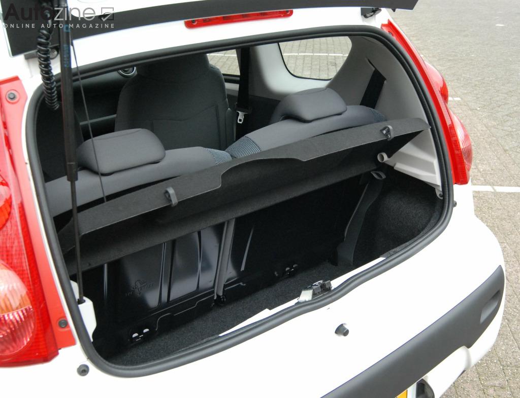 Autozine Foto S Peugeot 107 6 8