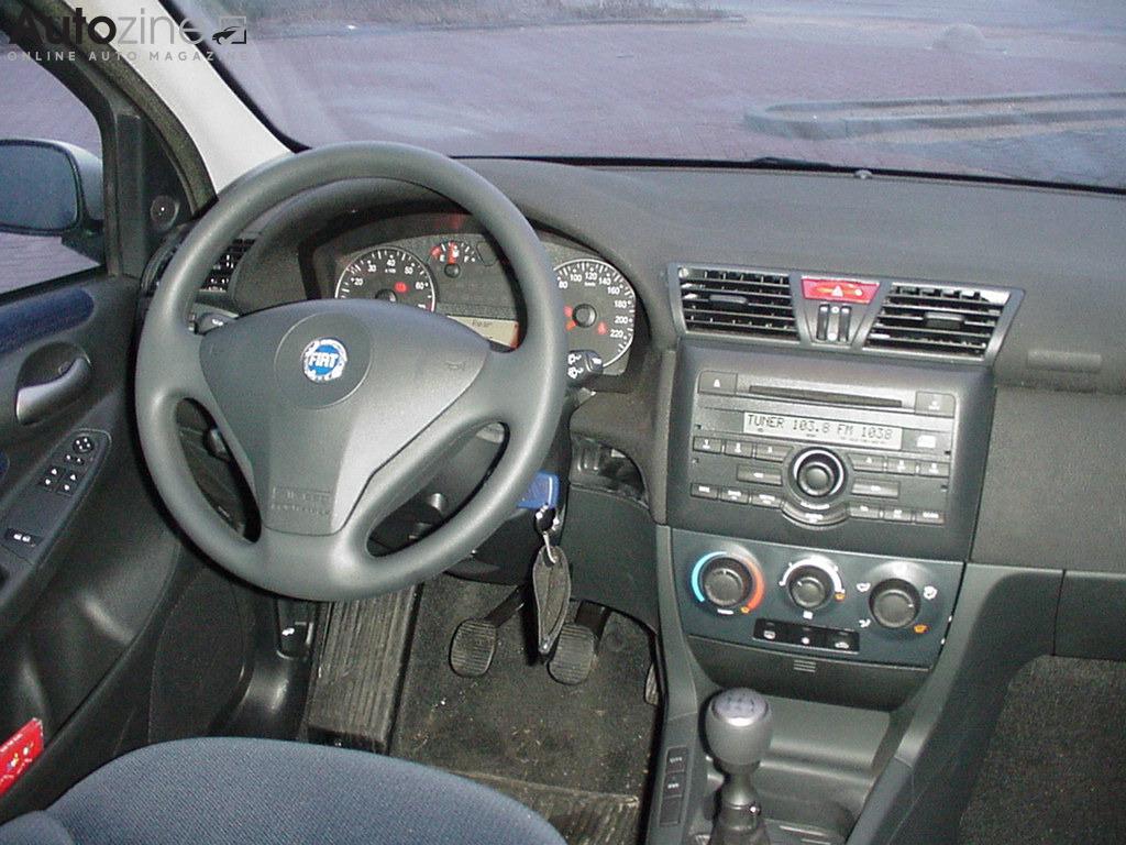 Autozine - Foto\'s: Fiat Stilo (4 / 5)