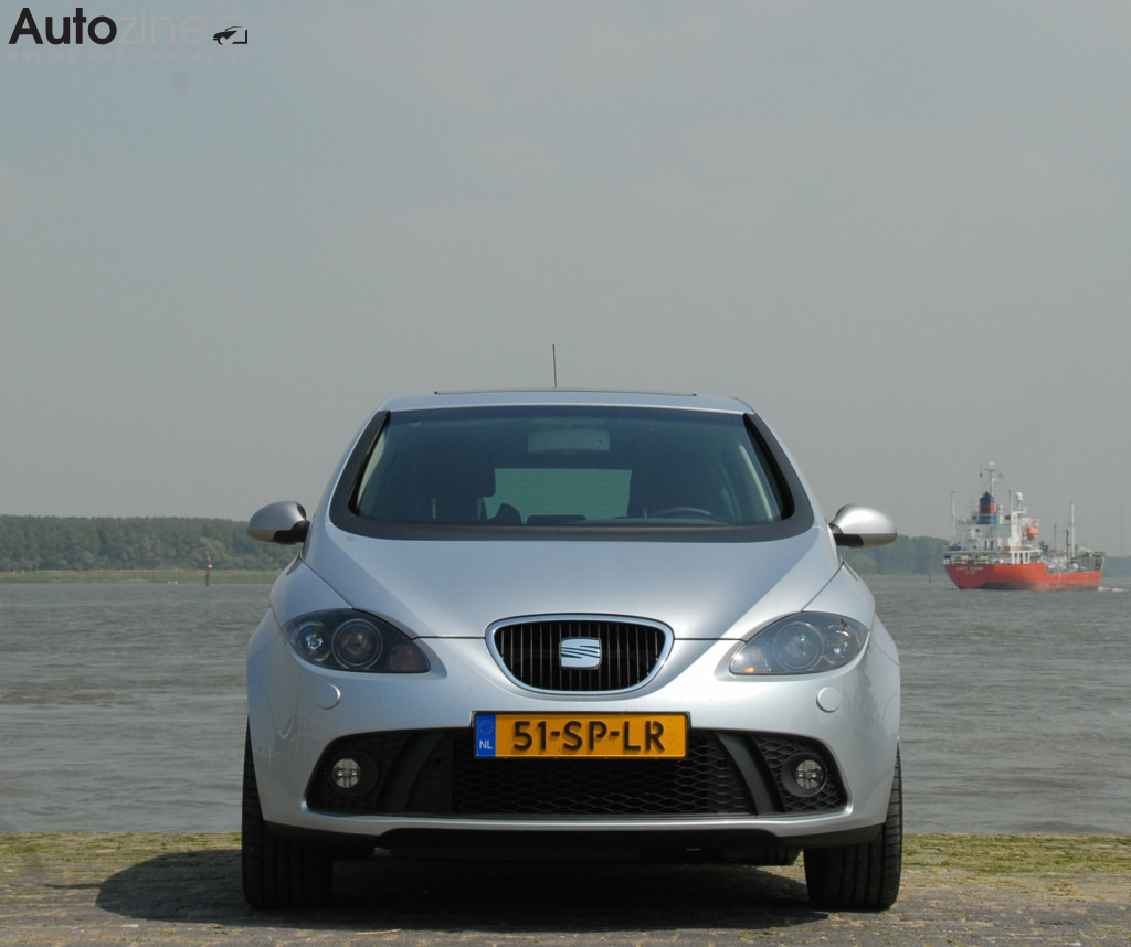 Seat Altea Haven recht voor