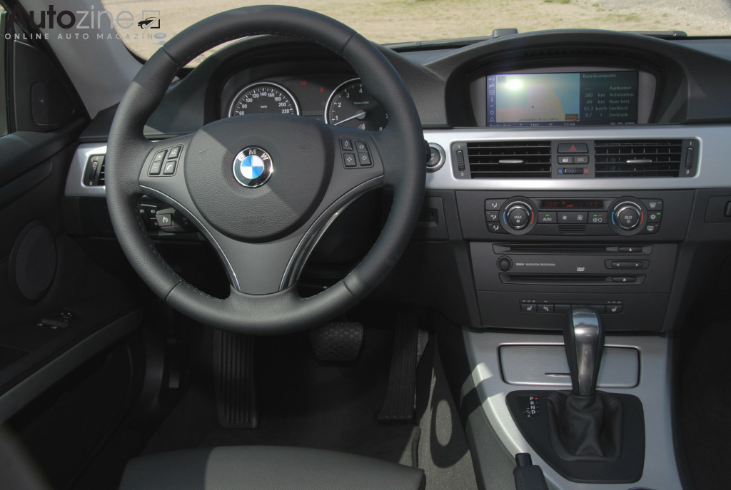 BMW 3-Serie Coupe Interieur