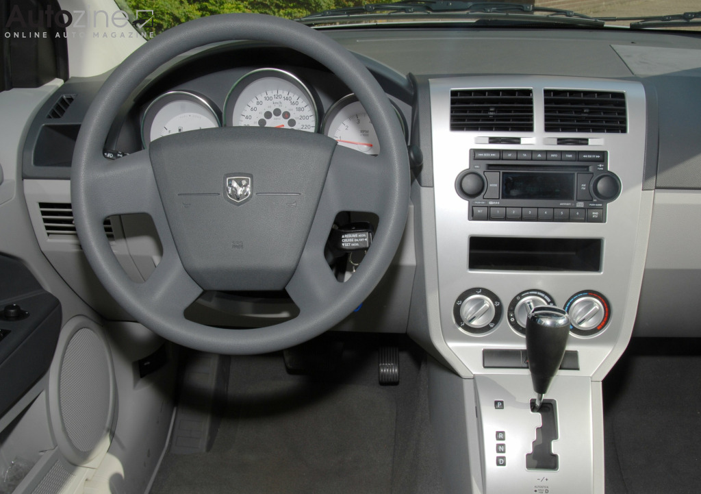 Dodge Caliber Interieur