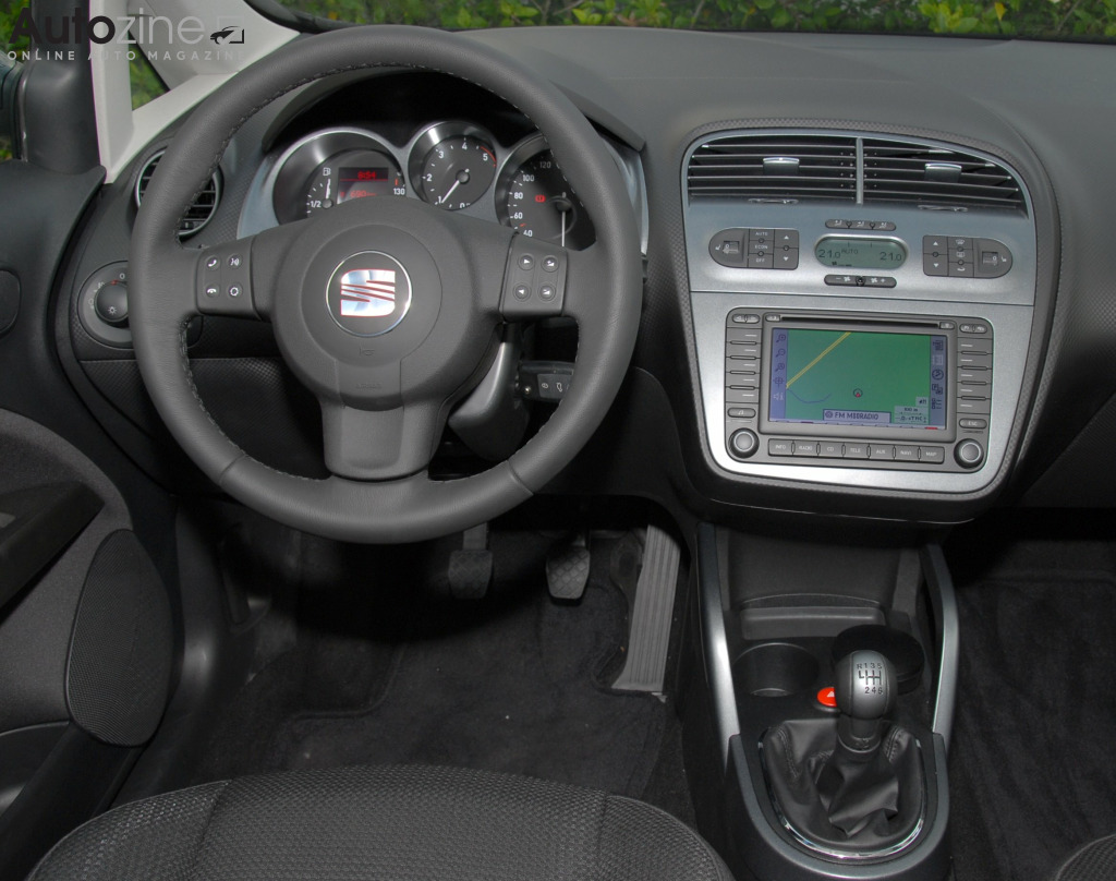 Seat Altea XL Interieur