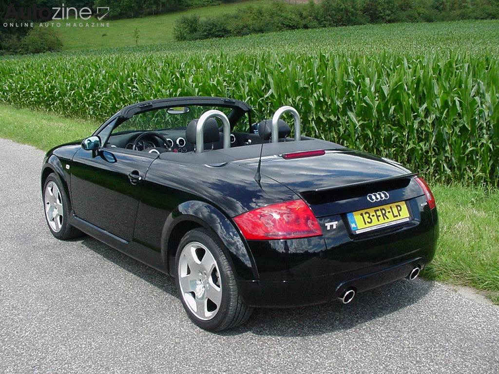 autozine foto 39 s audi tt roadster 1998 2007 1 4. Black Bedroom Furniture Sets. Home Design Ideas