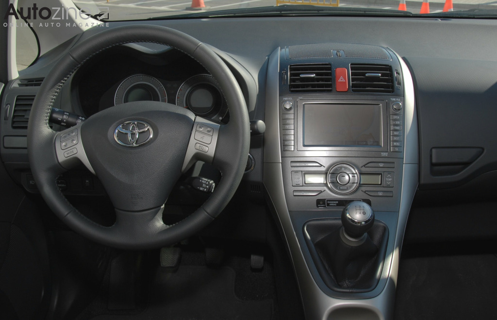 Toyota Auris (2007 - 2012) Interieur