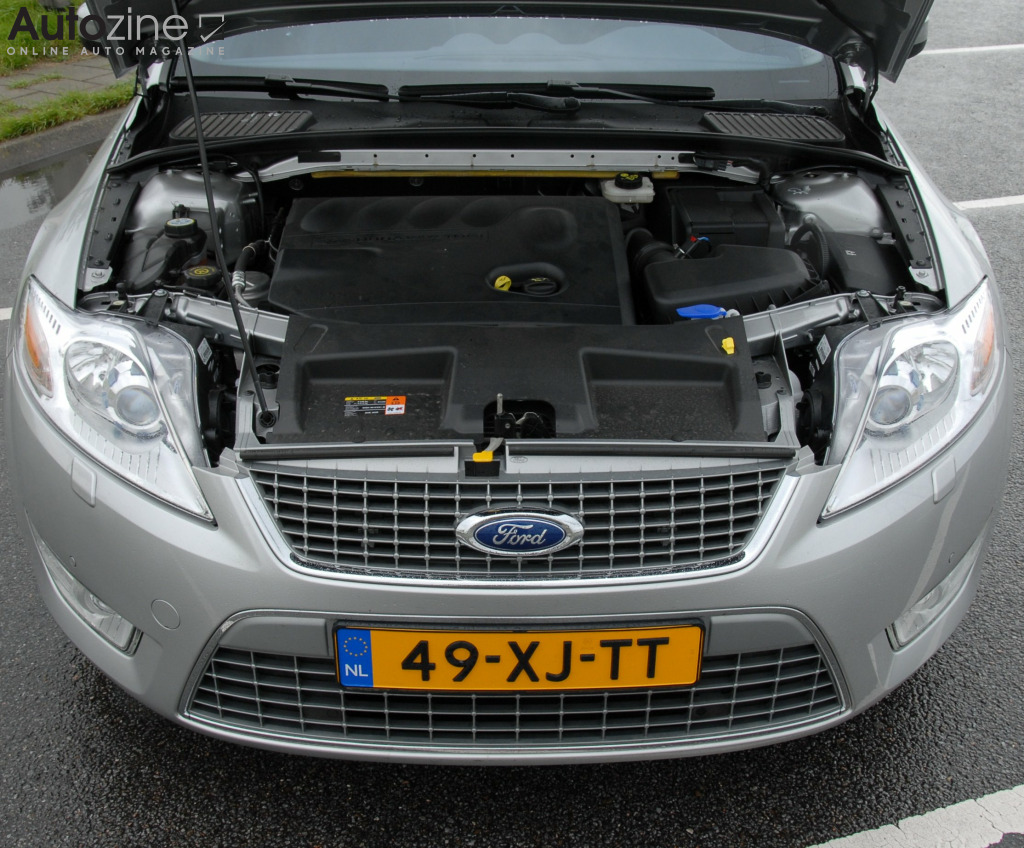 Ford Mondeo Wagon (2007 - 2014) Motor