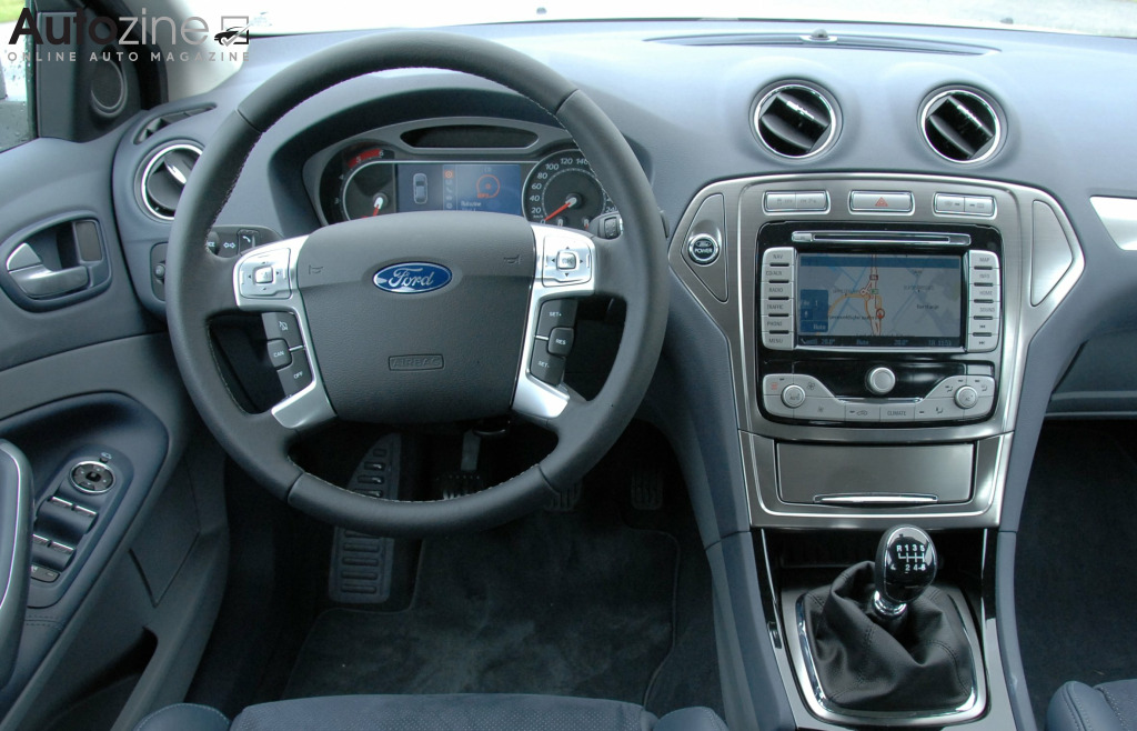 Ford Mondeo Wagon (2007 - 2014) Interieur