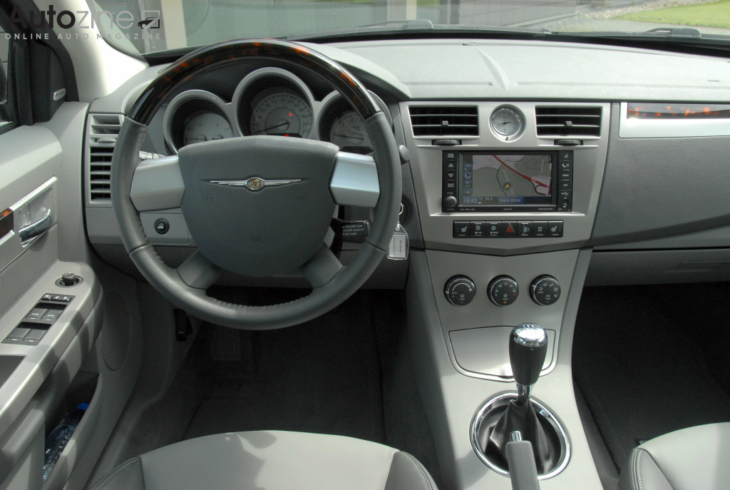 Chrysler Sebring Interieur
