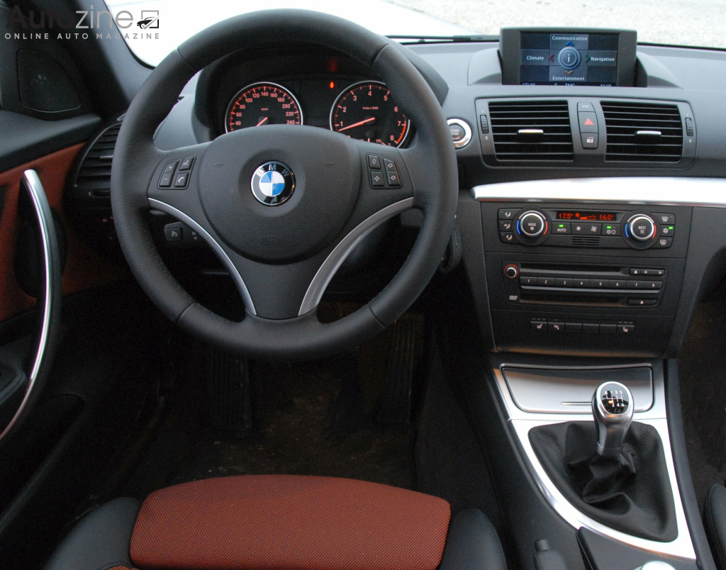 BMW 1-Serie Coupe Interieur
