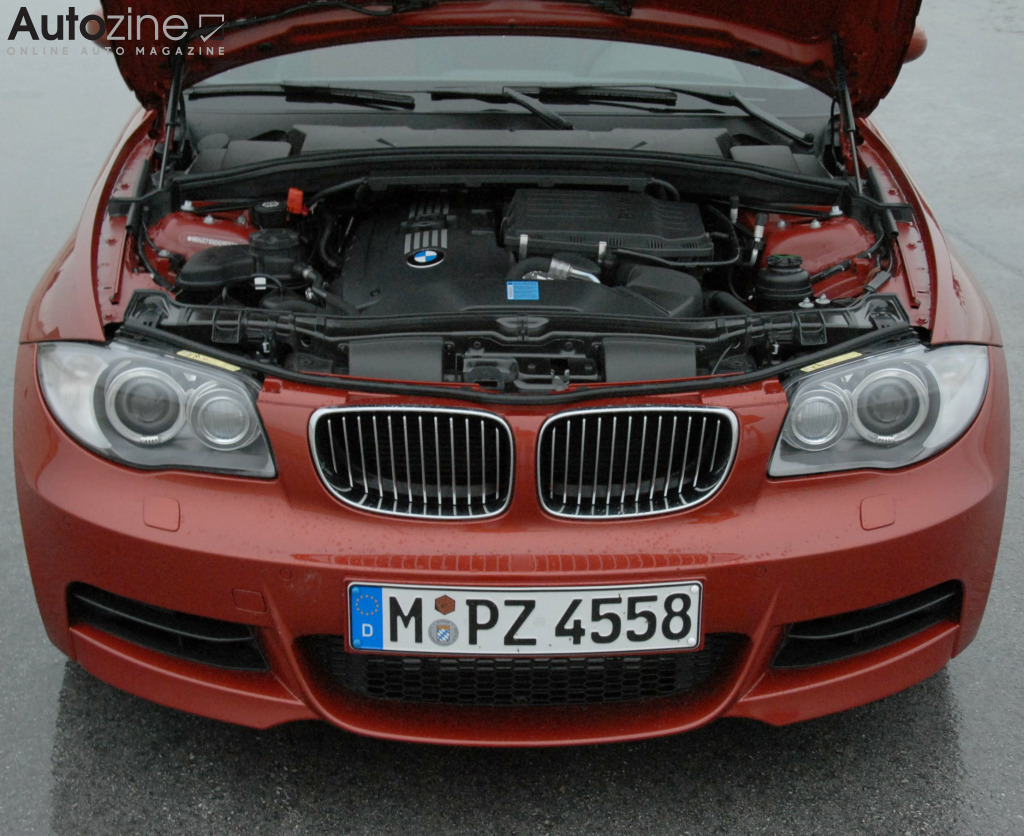BMW 1-Serie Coupe Motor