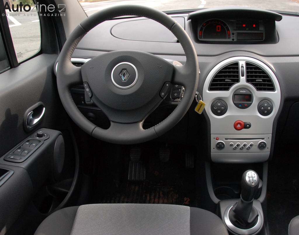 renault grand modus interieur