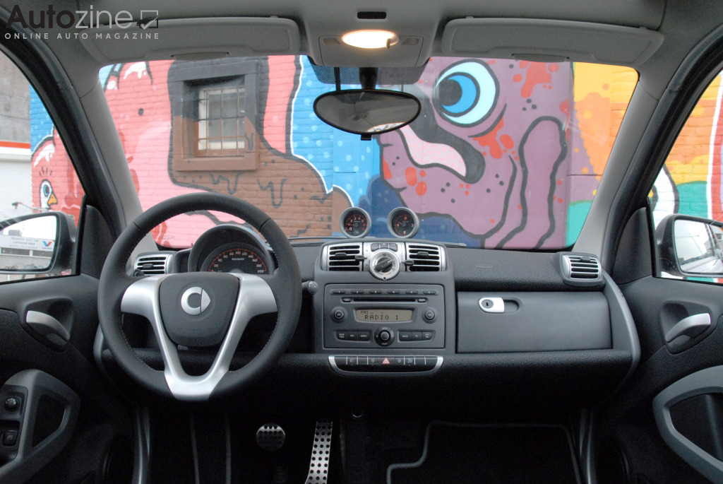 Smart ForTwo (2007 - 2014) Interieur